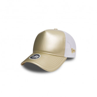 kšiltovka NEW ERA 940W Wmn Metallic Trucker New Era GOLD