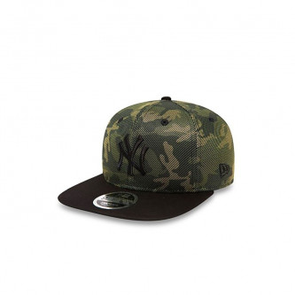 kšiltovka NEW ERA 950 MLB Mesh Overlay New York Yankees Camo