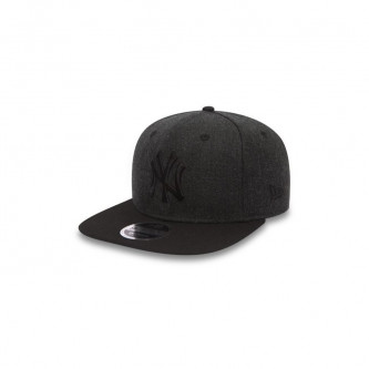 kšiltovka NEW ERA 950 MLB Seasonal Heather New York Yankees Černá