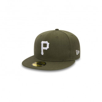 kšiltovka NEW ERA 5950 MLB Seasonal Heather Pittsburgh Pirates Zelená