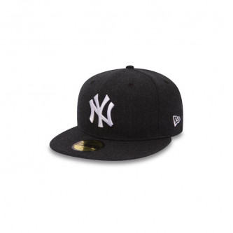 kšiltovka NEW ERA 5950 MLB Seasonal Heather New York Yankees Šedá