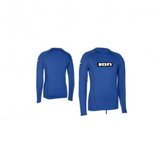 lycra top ION LS Promo blue