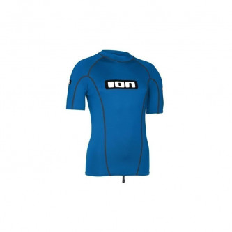 lycra top ION SS Promo blue
