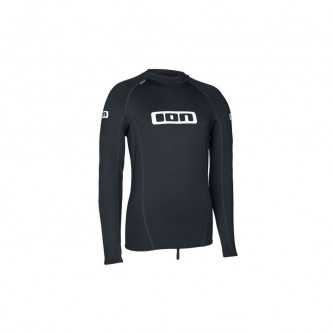 lycra top ION LS Promo black