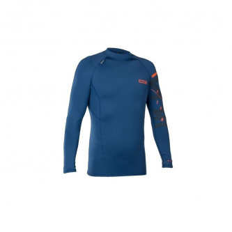 lycra top ION Capture Boys LS blue