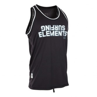 basketball shirt ION black