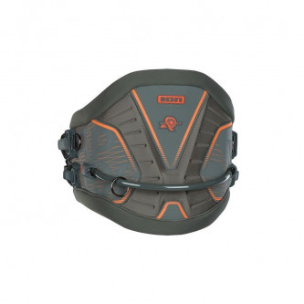 trapéz ION Kite Waist Apex black phantom/orange