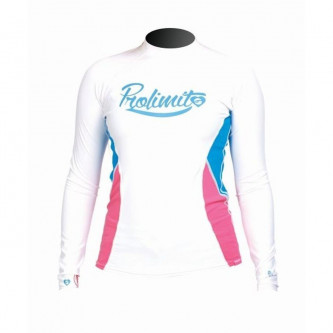 lycra top PROLIMIT Pure Girl LA white