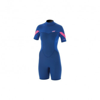 neopren PROLIMIT PG Fire Shorty 3/2 blue/pink