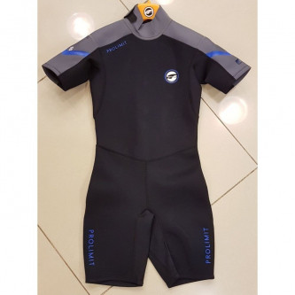 neopren PROLIMIT Grommet shorty black/blue