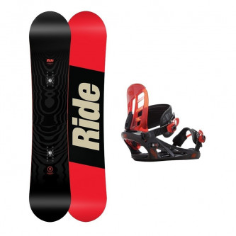juniorský komplet RIDE Machete Jr + vázání K2