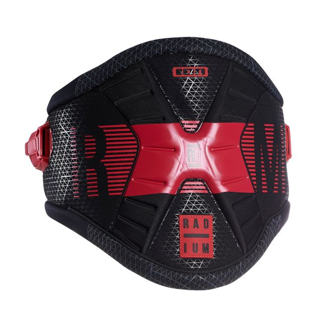 Bederní trapéz ION Surf Waist Radium black/red