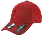 Kšiltovka New Era 3930 Diamond Era Essential MLB New York Yankees Scarlet