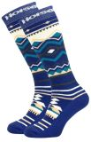 Ponožky Ponožky Horsefeathers Native Socks Navy