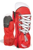 Dětské Rukavice Level Kiddy Mitt White Red