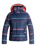 bunda ROXY Jetty Girl Jacket SODALITE BLUE ASTA FAIRISLE