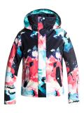 bunda ROXY Jetty Girl Jacket NEON GRAPEFRUIT CLOUD NINE