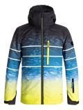 bunda QUIKSILVER Mission Engineered Youth Sulphur Blur Lights